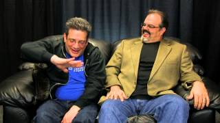 Greg's Big Black Couch with Andy Kindler