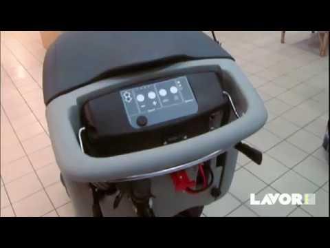 Lavor Easy R 50/55 BT Geniş Alan Zemin Temizlik Otomatı