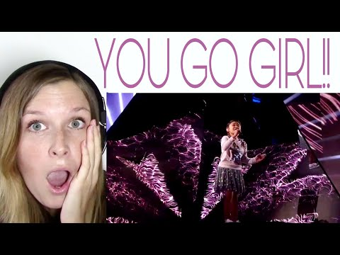 angelica hale without you semi finals reaction