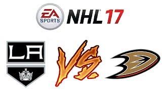NHL 17 - Ranked Online Versus #13 - COMPLETE DESTRUCTION - Video Youtube