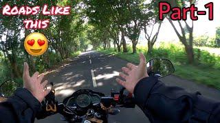 Jabalpur to Amarkantak on Bike 🔥|| Kabir Chabutra 😯 || Part-1