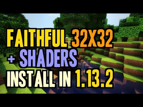 How to get Texture Pack in Minecraft 1 13 2 - download