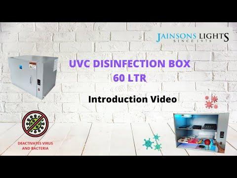 UV Chamber 60 Ltr
