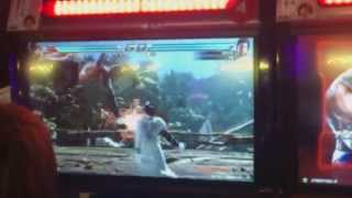 Gameplay off-screen #7