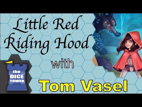 Dice Tower Reviews: Little Red Riding Hood