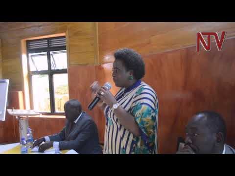 District officials connive with land grabbers - Minister Amongi