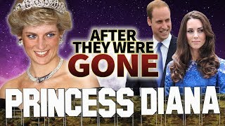 PRINCESS DIANA - AFTER They Were GONE - Conspiracy Theories
