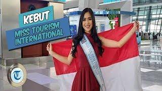 Mengenal Putri Pariwisata 2018 yang Wakili Indonesia di Ajang Miss Tourism International