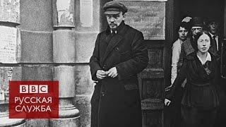 """""""Поезд Цюрих - Революция"""": первая серия"""
