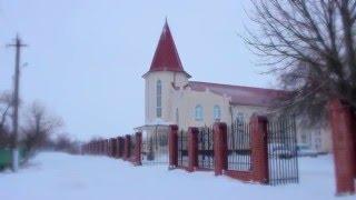 Снежная зима Украина 2016