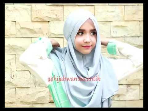Video Hijab Tutorial Pashmina Instan Taqiya by Hijab Wanita Cantik