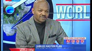 Executive Director, County Governor's Watch-Kevin Osido speaks of Jubilee Party's manifesto pt1