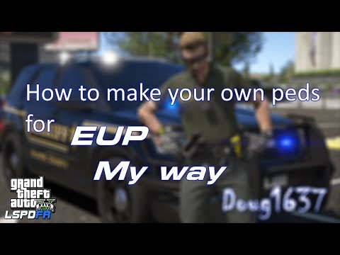 LSPDFR: How to install more uniforms and customize your character