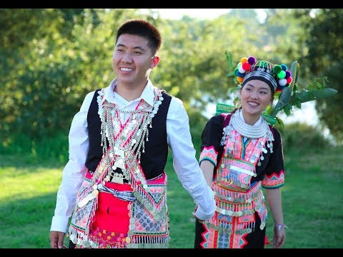 Lawrence & Frances Hmong Wedding 08.05.2017