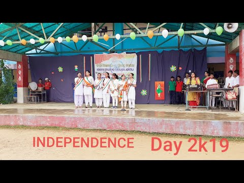 Independece Day 2k19 KUNJ#KVS