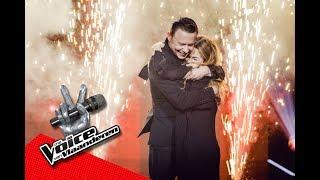 Luka wint The Voice van Vlaanderen 2017!!! | Finale | The Voice van Vlaanderen | VTM
