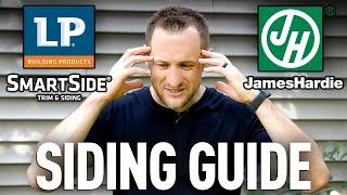 Siding Guide: James Hardie | LP Smart Side | Mastic Vinyl | Roofing Insights