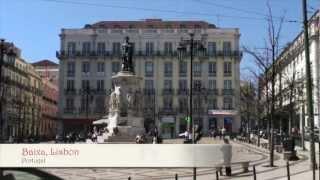 2012 France & Portugal Work Visit March