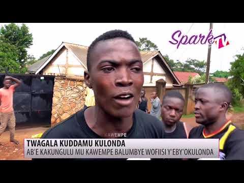 Balumbye ekitebe ky'okulonda