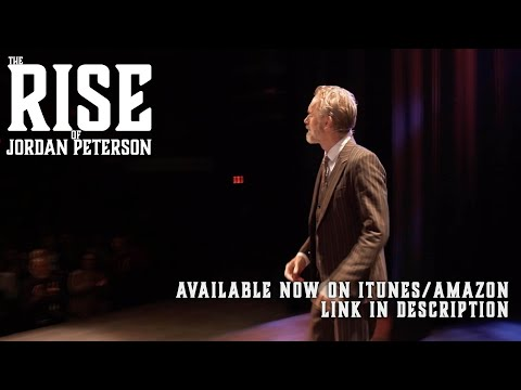 Trailer For The Rise of Jordan Peterson