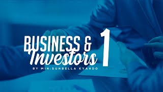 LIVE | BUSINESS AND INVESTORS SEMINAR   DAY 1