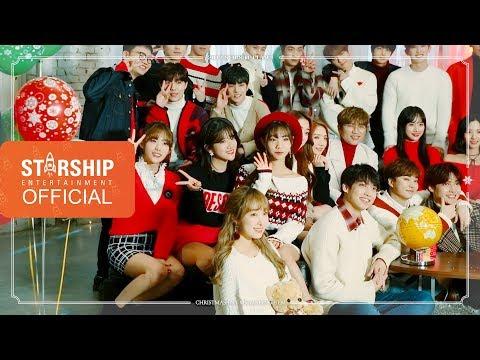 [Making Film] 스타쉽플래닛(Starship Planet) 2017 - 크리스마스 데이 (Christmas Day)