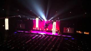 Eric Saade - Break of Dawn (On Stage Globen) [HD]