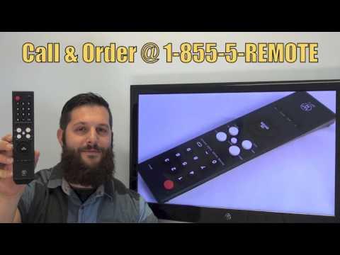 Westinghouse RMT12 TV Remote Control