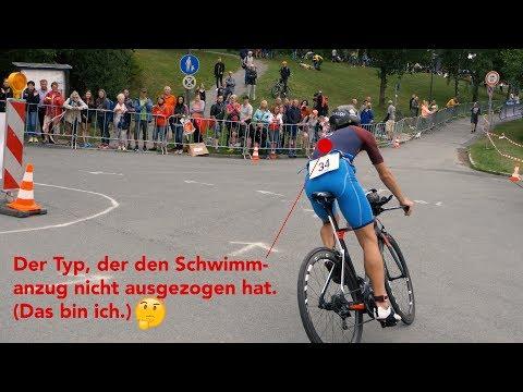 Triathlon Hof - Anfänger & Fehler