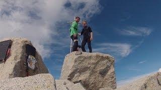 preview picture of video 'Monte Adamello 3.539m (24-08-2013)'