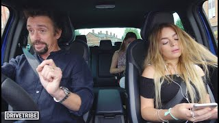 Richard Hammond takes his daughters off-roading