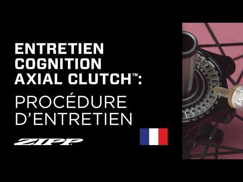 ZIPP: Entretien Cognition Axial Clutch™