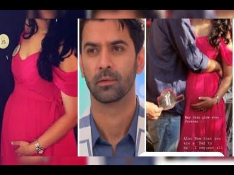 PICS: 'Iss Pyaar Ko Kya Naam Doon' actor Barun Sobti & wife Pashmeen expecting their first child!