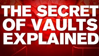 The SCIENCE! Behind The Vaults in Fallout 4