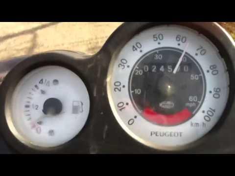Das Schott des Motors masda das Benzin