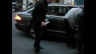 Нина Добрев и Йен Сомерхолдер, The Vampire Diaries в Париже 27.05.12