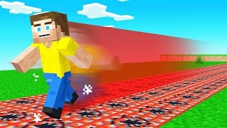 Minecraft But Everything I Touch Turns To TNT