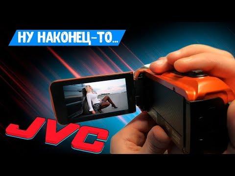 Купил видеокамеру JVC GZ-R415DE