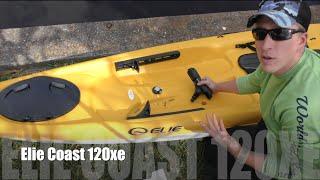 Elie Coast 120xe Rigging & Dolphin Fun!