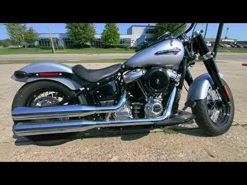 2020 Harley-Davidson Softail Slim® in Ames, Iowa - Video 1