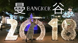 【村姑出城】曼谷2018 Day 1 水門雞飯。任食炭燒大頭蝦 Bangkok Travel Vlog*Happy Amy