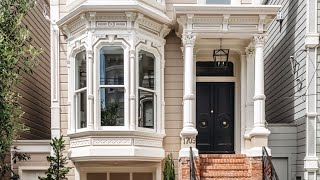 Step in front—and inside—Victorian of 'Full House' fame, for sale in San Francisco