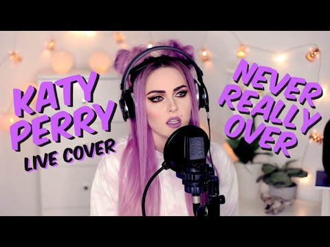 Katy Perry - Never Really over (Bianca Cover)