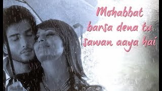 Mohabbat barsa Dena tu  Romantic Song by  Amrish Vanshi
