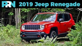 2019 Jeep Renegade Trailhawk Review
