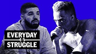 Everyday Struggle - Drake Deserves Credit For Breaking Artists? XXXTentacion 'SAD!' Video Reaction