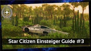 Star Citizen Einsteiger Guide #3 Schiffe upgraden und einschmelzen [Deutsch]