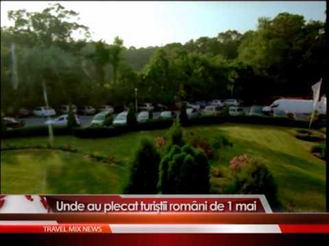 Unde au plecat turiştii români de 1 mai