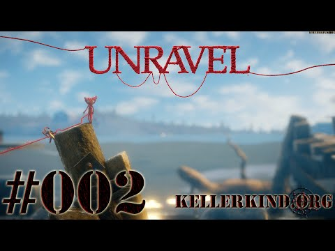 Unravel [HD|60FPS] #002 - Das Meer ★ Let's Play Unravel