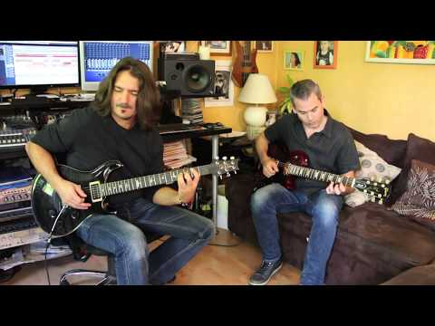"""AC/DC """"Hard as a rock"""" cover guitare complete"""